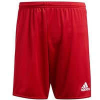 Adidas Parma 16 Shorts Wb - Youth - Red/white