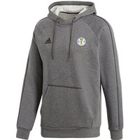 Adidas Naas Afc Core 18 Hoodie - Youth - Dark Grey/black