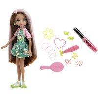 Moxie Girlz Magic Hair Stamp Designer - Monet Doll - Doll Gifts