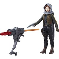 Star Wars Rogue One Figure with Accessory - Sergeant Jyn Erso (Jedha)