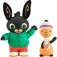 Fisher-Price Bing Figure Pack - Autumn Day Bing & Flop