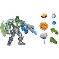 Marvel Super Hero Mashers Feature Hulk Action Figure - Hulk Gifts