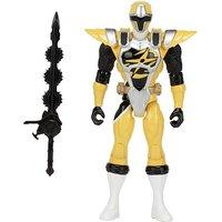 Power Rangers Ninja Steel 12.5cm Action Figure - Ninja Master Mode Yellow Ranger