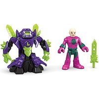 Fisher-Price Imaginext DC Battle Shifterz - Lex Luthor - Fisher Price Gifts