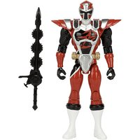Power Rangers Ninja Steel 12.5cm Action Figure- Ninja Master Mode Red Ranger
