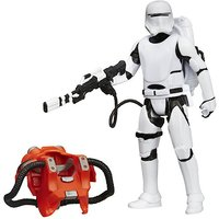 Star Wars The Force Awakens Armour Up 9cm First Order Flametrooper Figure - Star Wars Gifts