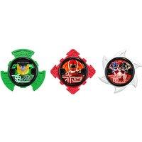 Power Rangers Ninja Steel Power 3 Pack (43765)