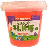 Nickelodeon Slime Bucket - Orange 750g