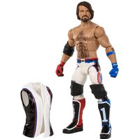 WWE Elite Collection WWE Network Spotlight - AJ Styles Action Figure - Action Gifts