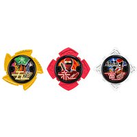 Power Rangers Ninja Steel Power 3 Pack (43762)