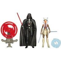 Star Wars Rebels 2 Figure Pack - Darth Vader & Ahsoka Tano