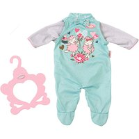 Baby Annabell Romper - Blue - Baby Annabell Gifts