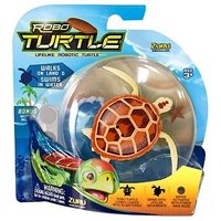 Robo Turtle - Brown - Turtle Gifts