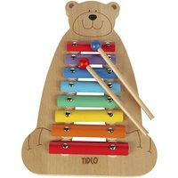 Tidlo Wooden Musical Bear Xylophone - Musical Gifts