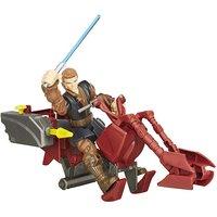 Star Wars Hero Mashers Jedi Speeder & Anakin Skywalker Figure - Star Wars Gifts