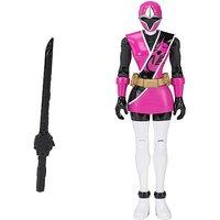 Power Rangers Ninja Steel 12.5cm Action Figure- Pink Ranger