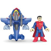 Fisher-Price Imaginext DC Battle Shifterz - Superman - Superman Gifts