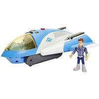 Disney Junior Miles from Tomorrow Vehicle - Spaceguard Cruiser - Miles From Tomorrow Gifts
