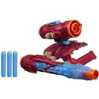Marvel Avengers Infinity War Nerf Iron Man Assembler Gear - Iron Man Gifts