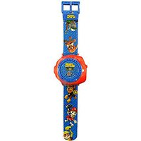 Paw Patrol Projector Watch - Blue