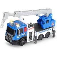 City Builder Vehicle - Blue
