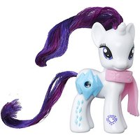 My Little Pony Magical Scenes Rarity Figure with Accessory