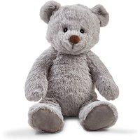 Snuggle Buddies 32cm Friendship Teddy- Pip (Grey)