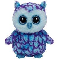 Ty Beanie Boos - Oscar the Owl Soft Toy