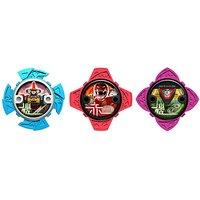 Power Rangers Ninja Steel Power 3 Pack (43767)