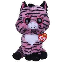 Ty Beanie Boos - Zoey the Zebra Soft Toy