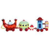 In the Night Garden Pull-along Ninky Nonk Wobble Train - In The Night Garden Gifts