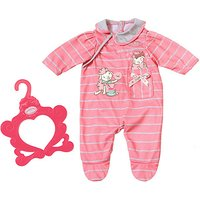 Baby Annabell Romper - Pink - Baby Annabell Gifts
