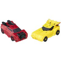 Transformers: Robots in Disguise Combiner Force Crash Combiners BB and Sideswipe