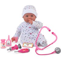 Dolls World 46cm Dolly Doctor - Doctor Gifts