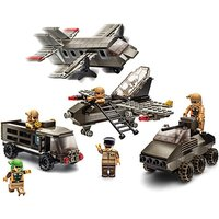 Block Tech Extra Large Military Construction Set - Military Gifts