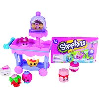Shopkins World Vacation Petite Sweets Collection - Sweets Gifts