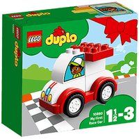 LEGO Duplo My First Race Car - 10860 - Duplo Gifts
