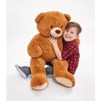 Snuggle Buddies 100cm Bertie Bear - Bear Gifts