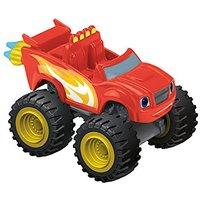 Fisher-Price Blaze and the Monster Machines Die Cast Vehicle - Blazing Speed Blaze