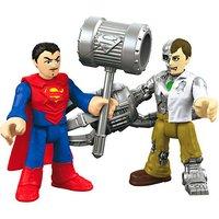 Fisher-Price Imaginext DC Super Friends - Superman & Mettalo