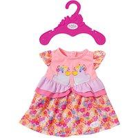 BABY Born Dress - Pink