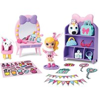 Party Popteenies ? Party Surprise Box Playset with Confetti - Hayden