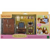 Sylvanian Families Master Bedroom Set - Bedroom Gifts