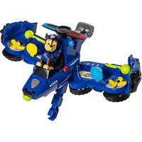 Paw Patrol ? Flip & Fly 2-in-1 Transforming Vehicle - Chase
