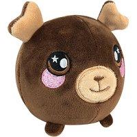 Squeezamals Plush  - Moose - Animagic Gifts