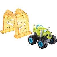 Blaze & the Monster Machines Speed Lights Light Rider - Zeg