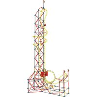 KNEX Sky Sprinter Roller Coaster Building Set