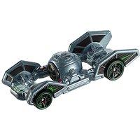 Hot Wheels Star Wars Carships - Tie Fighter - Geek Gifts