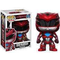 Funko Pop! Power Ranger Movie - Red Ranger - Movie Gifts