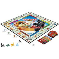 Monopoly Junior Game - Electronic Banking - Electronic Gifts